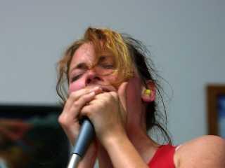 Jessie Qautro, Vocals on Foolkiller